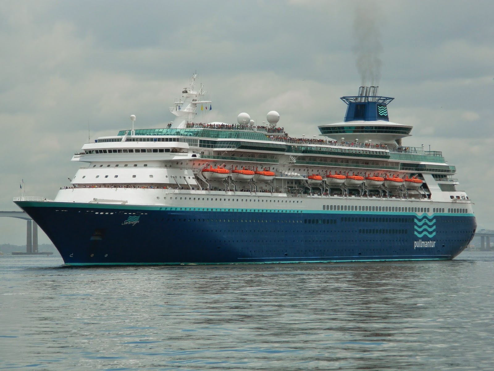 Oferta exclusiva SOVEREIGN DE PULLMANTUR