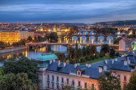 Oferta  Praga