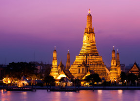 Tailandia vuelos directos de Madrid