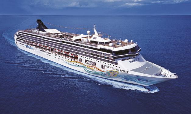 Crucero por el mediterráneo y atlántico
