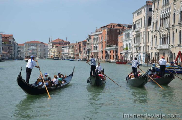 Venecia desde Alicante puente de Diciembre 2016
