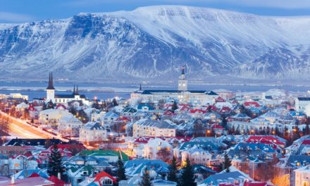 Navidades en Islandia 2016