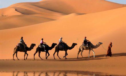 Marruecos, capitales del Imperio