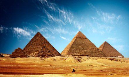 Navidades y Fin de año en Egipto