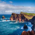 Madeira , un autentico jardín flotante sobre el atlantico
