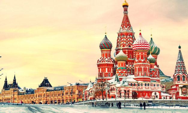 Capitales de Rusia