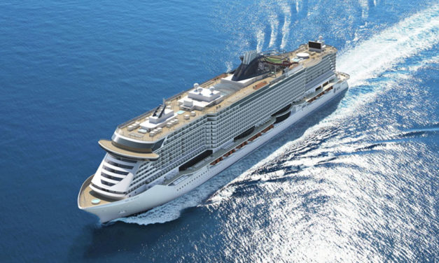 Crucero Inaugural MSC Seaside