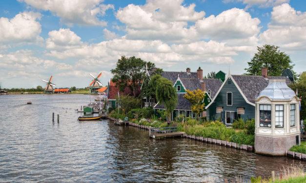Crucero fluvial por los Paises Bajos