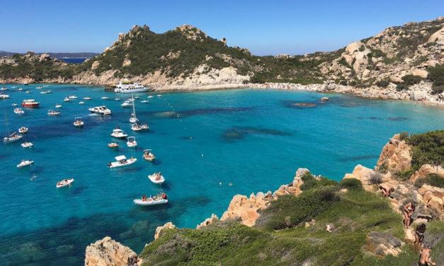 Cerdeña, un paraiso en el Mar Mediterraneo