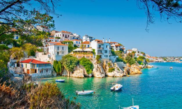 Islas Griegas y Croacia