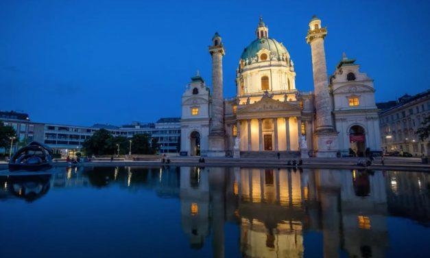 Budapest – Viena – Praga