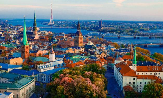 Verano del 2018 por las capitales Bálticas