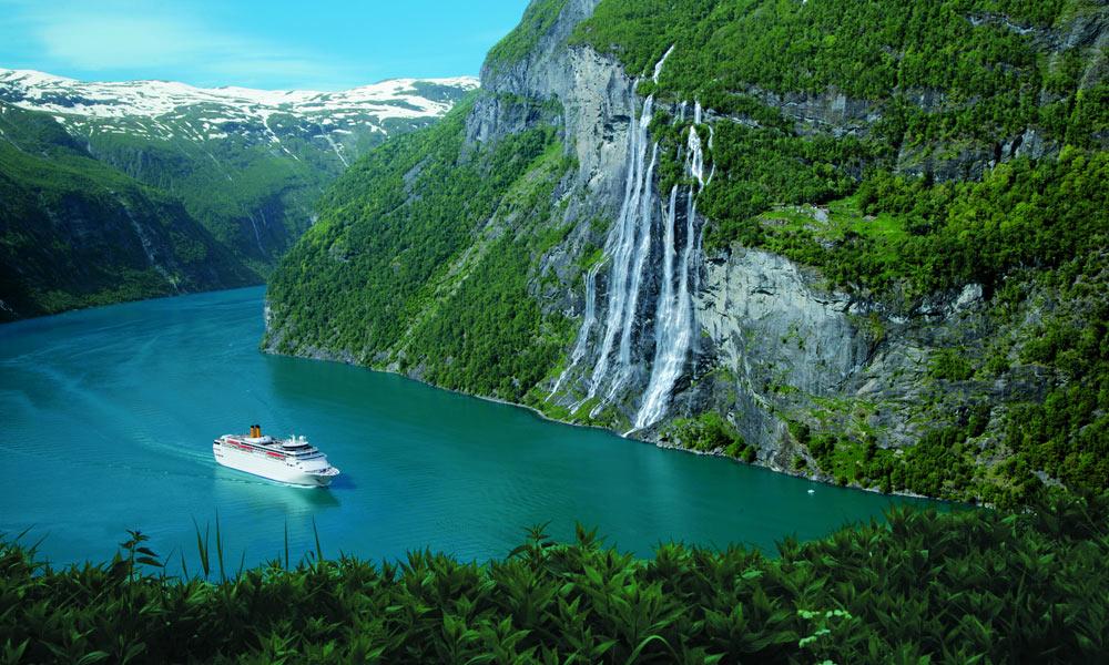 Cruceros recomendados por Fiordos Noruegos
