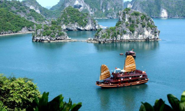 Maravillas de Vietnamn