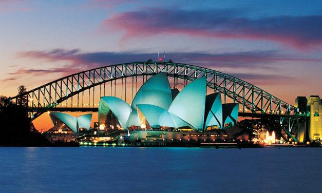 Crucero Premium por Australia y Nueva Zelanda