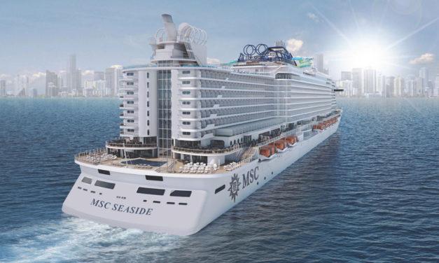 Embarca en Barcelona, y sigue al sol con MSC Seaside