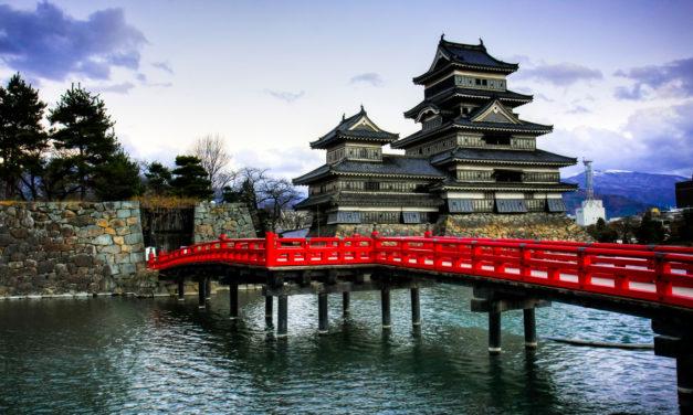 Japon en Julio