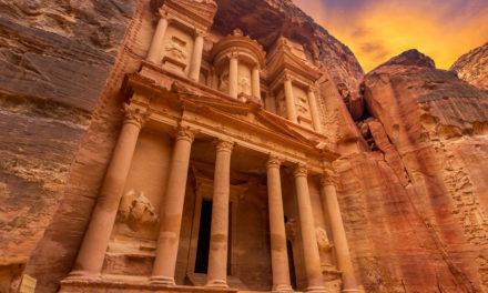 Navidad y Fin de Año en Jordania
