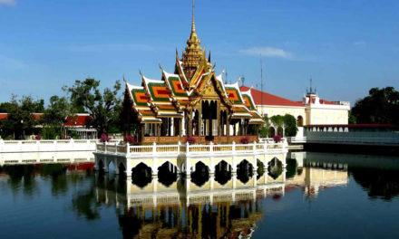 Fin de Año 2017 en Thailandia