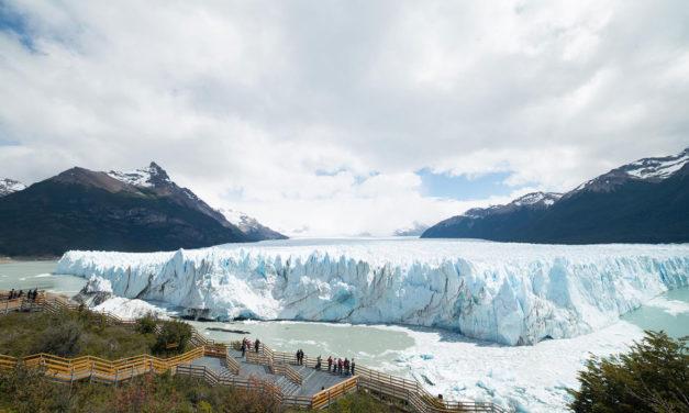Argentina, Cataratas y Glaciares