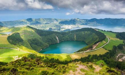 Azores – Vuelo desde Alicante