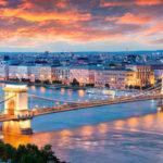 Gran crucero por el Danubio