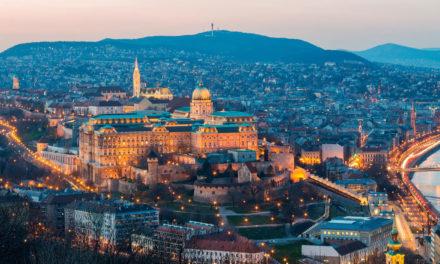 Oferton – Budapest – Viene – Praga – Desde Alicante