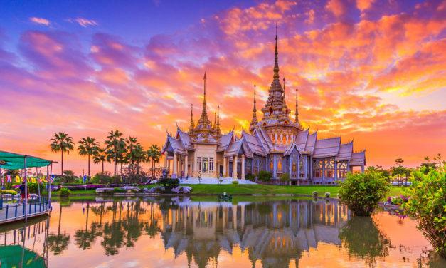 Grandes viajes – Especial Tailandia
