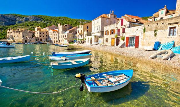 Joyas de Croacia, Mostar y Montenegro