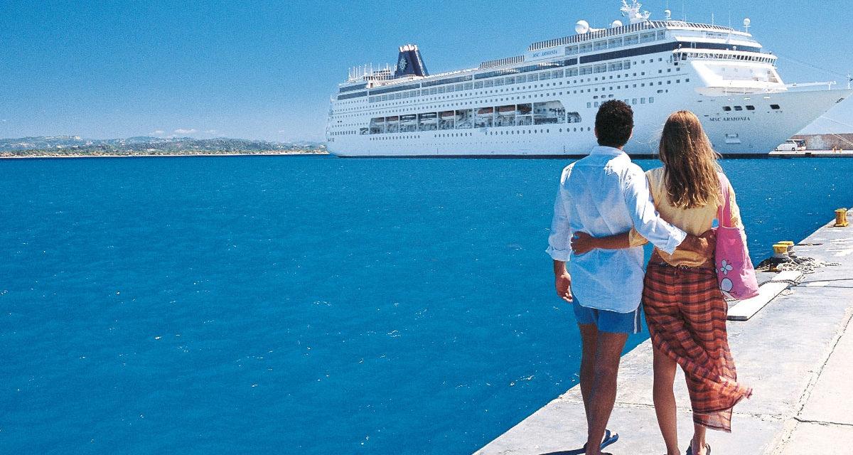 Si no te llevas a tu pareja de crucero, es porque no quieres