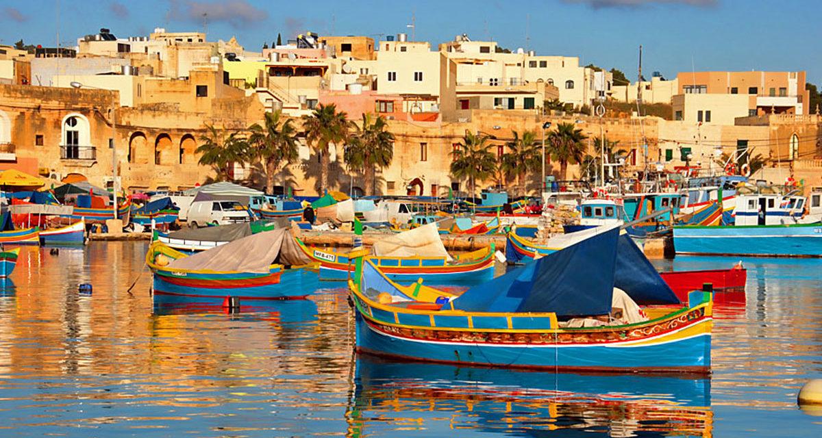 Verano del 2018 en Malta