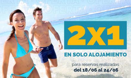 2×1 en Marbella Playa y Playamarina