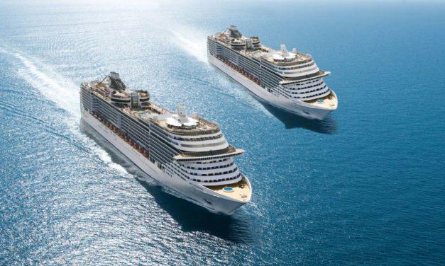 Elige tu MSC Gran Voyages, y vive unas vacaciones de ensueño