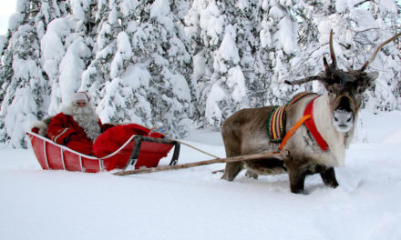 Encuentro con Santa Claus en Laponia – Puente de Diciembre