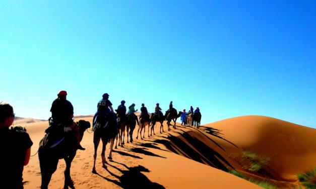 Marrakech y desierto – Puente de Diciembre