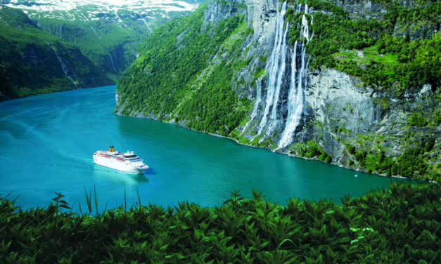 Cruceros por los Fiordos Noruegos