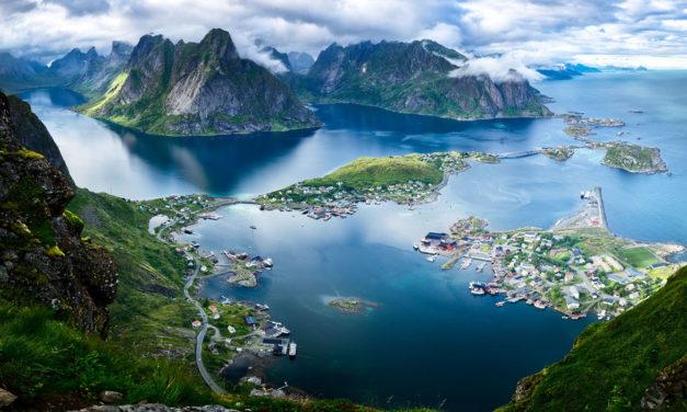 Crucero a los Fiordos Noruegos