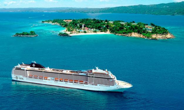 Reserva ya tu crucero a bordo de MSC Opera, 15 días recorriendo el Océano