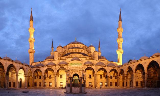Escapate esta Semana Santa a Turquia