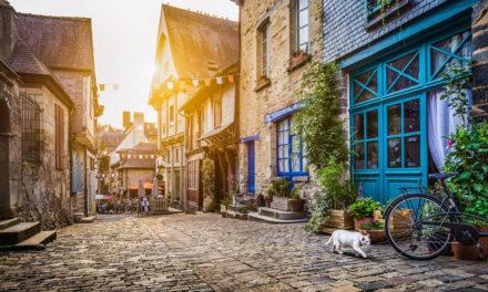 París, Bretaña, Normandía y Castillos del Loirca