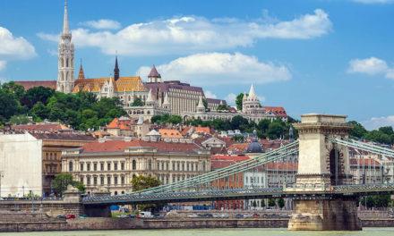 Budapest – Viena – Praga – Vuelos directos desde Valencia