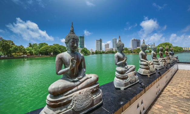 Sri Lanka – Vuelos desde Madrid