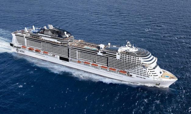 Reserva ya la nueva joya del Mediterraneo – MSC Grandiosa