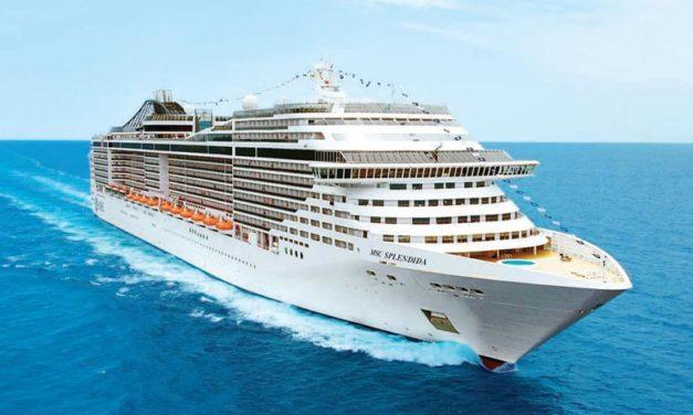 Dos oceanos, un Crucero inolvidable