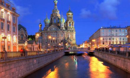 Superoferta – Rusia y Anillo de oro