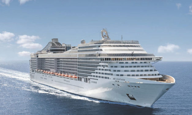 Viaja en transatlantico a Brasil en un crucero inolvidable