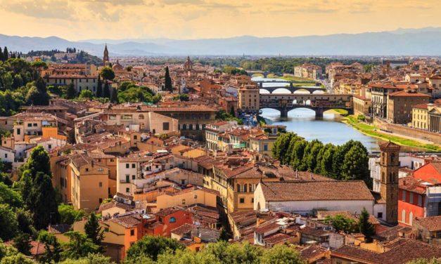 Roma, Los Dolomitas y La Toscana