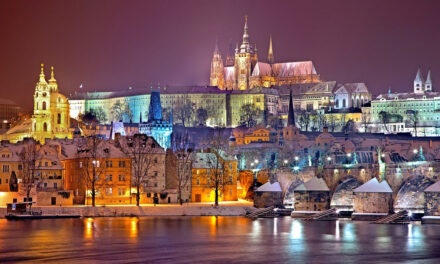 Praga – Puente de Diciembre